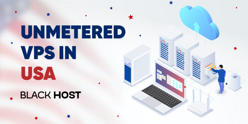 Unmetered VPS in USA