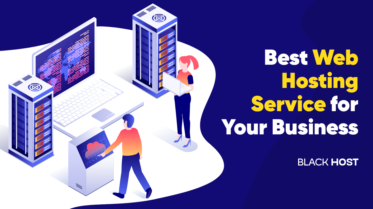 Best Web Hosting Service for your Business