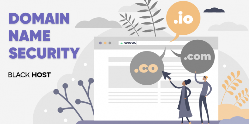 What is a domain name, and why domain name security is so important for every business ‽